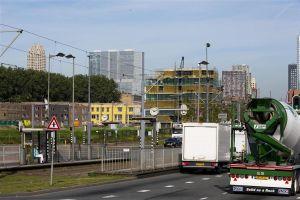 Bomen Hilledijk kapplan voor aanleg parkje Tweebosbuurt 2019