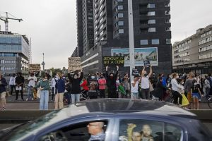 Black Lives Matter Rotterdam 2020
