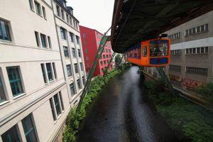 Schwebebahn Wuppertal 2014