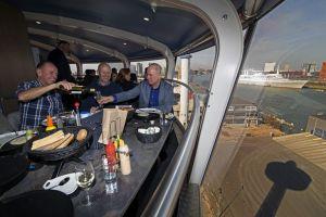 UFO Restaurant Rotterdam 2018