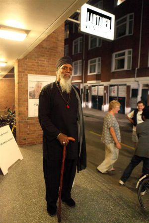 Lonnie Smith LantarenVenster 2010