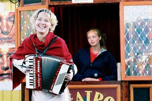 Patty Trossel De Parade 2003