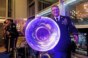 US Armi Europe Band Belgrado Jazz 2018