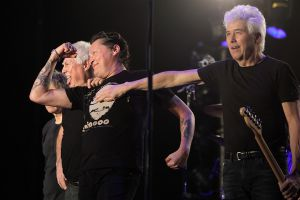 Golden Earring Ahoy 2010.