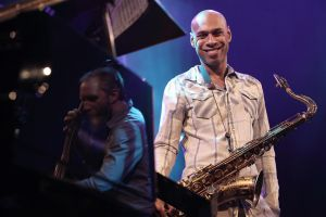 Joshua Redman Bad Plus  NSJ 2012