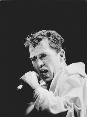 Peter Gabriel So World Tour 1987 Ahoy Rotterdam