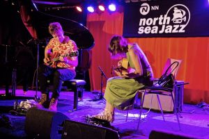 Reinier Bas Mary Halvorson North Sea Jazz 2019