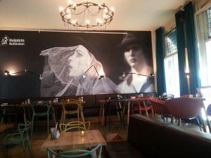 De Duvelstoejager in NRC Café